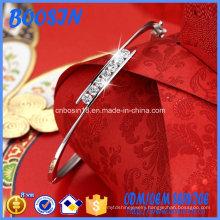 Wholesale 925 Sterling Silver Ajustable Bangle for Girls