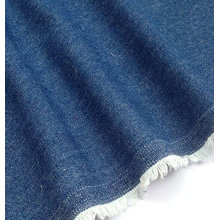 Denim-Stoff 100% Baumwollblaue Farbe