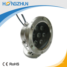 Super brightness blue led pool light IP68 china factory