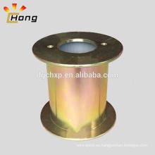 carrete de tambor de acero galvanizado para trenzado de alambre