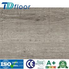 Plancher de vinyle commercial imperméable à 100% de plancher de vinyle