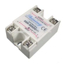 SSR-S05DD-H 5A 4~32VDC DC Solid Electric Single Phase SSR Relay 5V