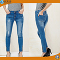 Señoras New Style Fashion Jeans Skinny Leg Stretch Legging Jeans