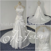 2011 newest arrival low price free shipping high quality Real bridal dress JJ2323