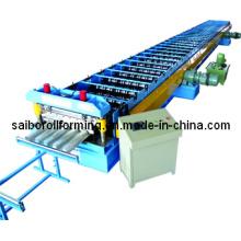 Машина для производства металлических настилов (YX51-199-597)