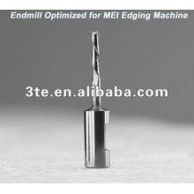 Embouts de broyage en carbure de tungstène pour machine à bord optique MEI