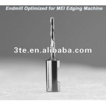 Tungsten Carbide End Mill Bits for Optical MEI Edging Machine