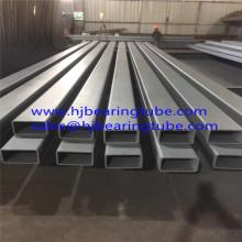 EN10210 S355J0H nahtlose rechteckige Stahlrohre mit Hohlprofil