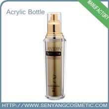 Cosmetic bottle Luxury Colorful Packaging Wholesale acrylic bottle cosmetic