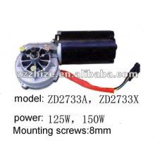 ZD 2733A / ZD 2733X motor do limpador de pára-brisa para Yutong