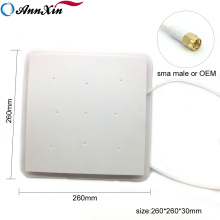 Factory Supply Long Range 865mhz 900mhz 8dbi 12dbi Small Hf Uhf Rfid Panel Antenna