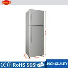 Refrigerador doméstico de dos puertas, refrigerador doméstico, refrigerador combinado
