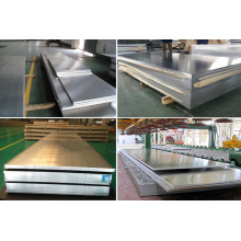 Feuille en aluminium pour aéronef alliage 5052/5754/5083 / 5A02 / 5A05