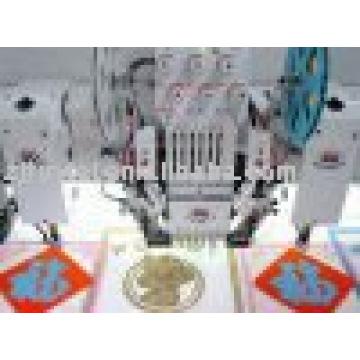 Máquina multi bordado del bordado (FW906) máquina del bordado de la toalla