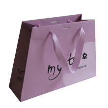 Ladder-Shaped Paper Shopping Gift Bag