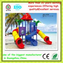 Fun Park Playground, Outdoor Slide Playground, Outdoor Playground Castle (JMQ-K038A)
