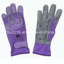 New Lady Garden Plant Working Gardener Housewife Hand Protect Gloves