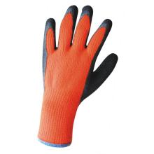 10g Terry Liner Rough Finish Latex Winter Work Glove-5235