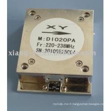 Transformateur d'isolement triphasé Rf isolateur (UHF)