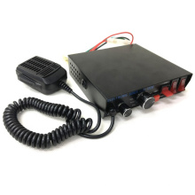 100W 6Tones Wired Handheld Microphone Loudspeaker Emergency Siren Electronic PA System for Cars LED Light Bar