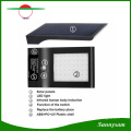 Brightest 48 LED Solar Power Light with Motion Sensor IP65 Wall Garden Outdoor Security Lamp with 5V 5W Solar Panel