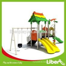 2015 neues Design Kid Outdoor Spielplatz Ausrüstung mit Spielsets