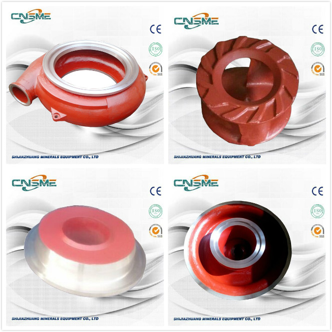 Warman sand pump parts