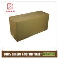 Heißes Verkaufsgewohnheit gedrucktes Exportquadratgewelltpapier-Kartonpaket