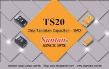 Samsung Discontinued Its Chip Tantalum Capacitors