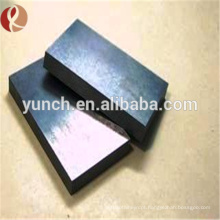 Folha pura do tungstênio de Astm B760 com máquina de rolamento