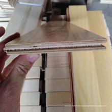 Plancher de bois franc machiné par bouleau de 15mm