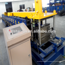 c channel steel forming machine for building construction