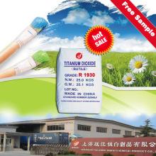 De fábrica de alta calidad de dióxido de titanio rutilo R1930 igual a R902