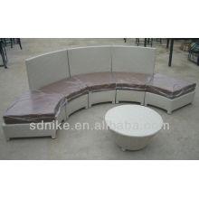 Niedrige Preis Garten Rattan Sofa Sets SE-299