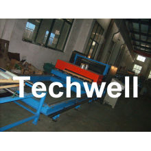Continuous Caterpillar Pu Sandwich Panel Production Line With Forming Speed 0 - 12m/min