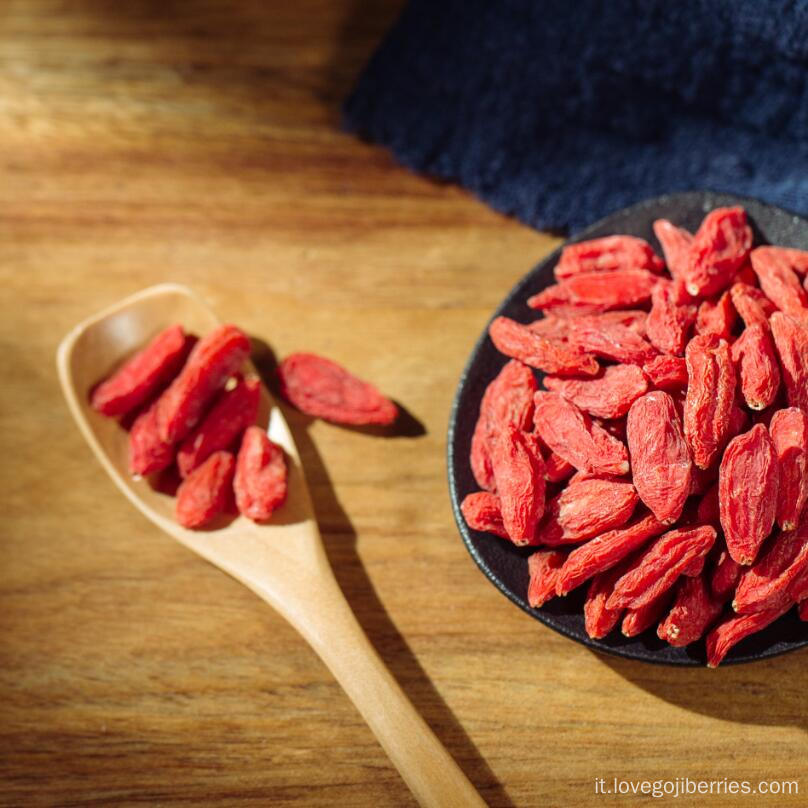 Dove acquistare Goji Berries