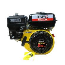 6.5HP 4-Takt-Einzelzylinder Ohv Benzinmotor