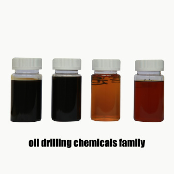 Emulsificantes primários e secundários para fluidos de perfuração