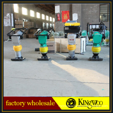 Durable High Impact Force Vibration Impact Rammer With Honda Power