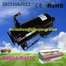 R407F R404A boyard ce rohs heat exchanger refrigeration refrigerator compressor replace samsung refrigerator compressor for sale