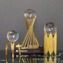 Home Decor Pieces Interior Modern Nordic Table Living Room Gold Accessories Other Luxury Crystal Decoration Home Decor for Home