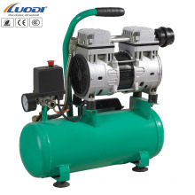 low noise oil free air compressor