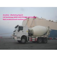 Sinotruk 8M3 336hp Mixer Truck