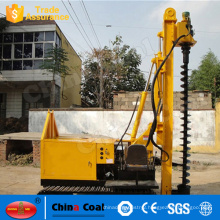 Hot Sale Hydraulic Auger Drilling Rig