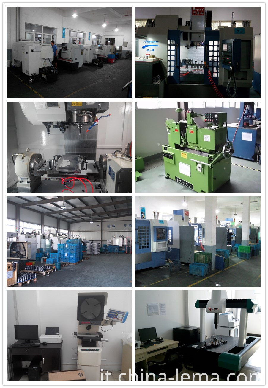 Machining equipment and QC control equipment