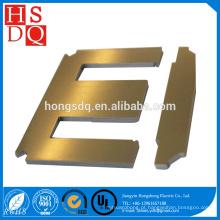 Seccionador de chapas de aço silício para núcleo de laminação EI