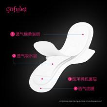 Guardanapos higiênicos para mulheres