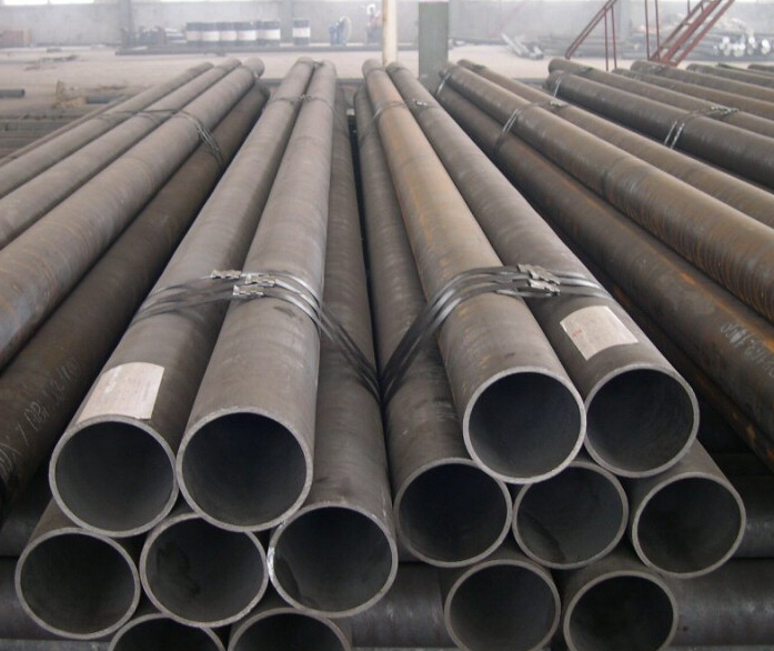 6 inci Hot Rolled Alloy Steel Tube