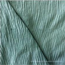Tela de rayón crepé spandex para vestidos de mujer