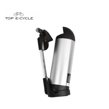 Bottle case 48 volt 8.7ah with Samsung cells lithium battery for electric bike